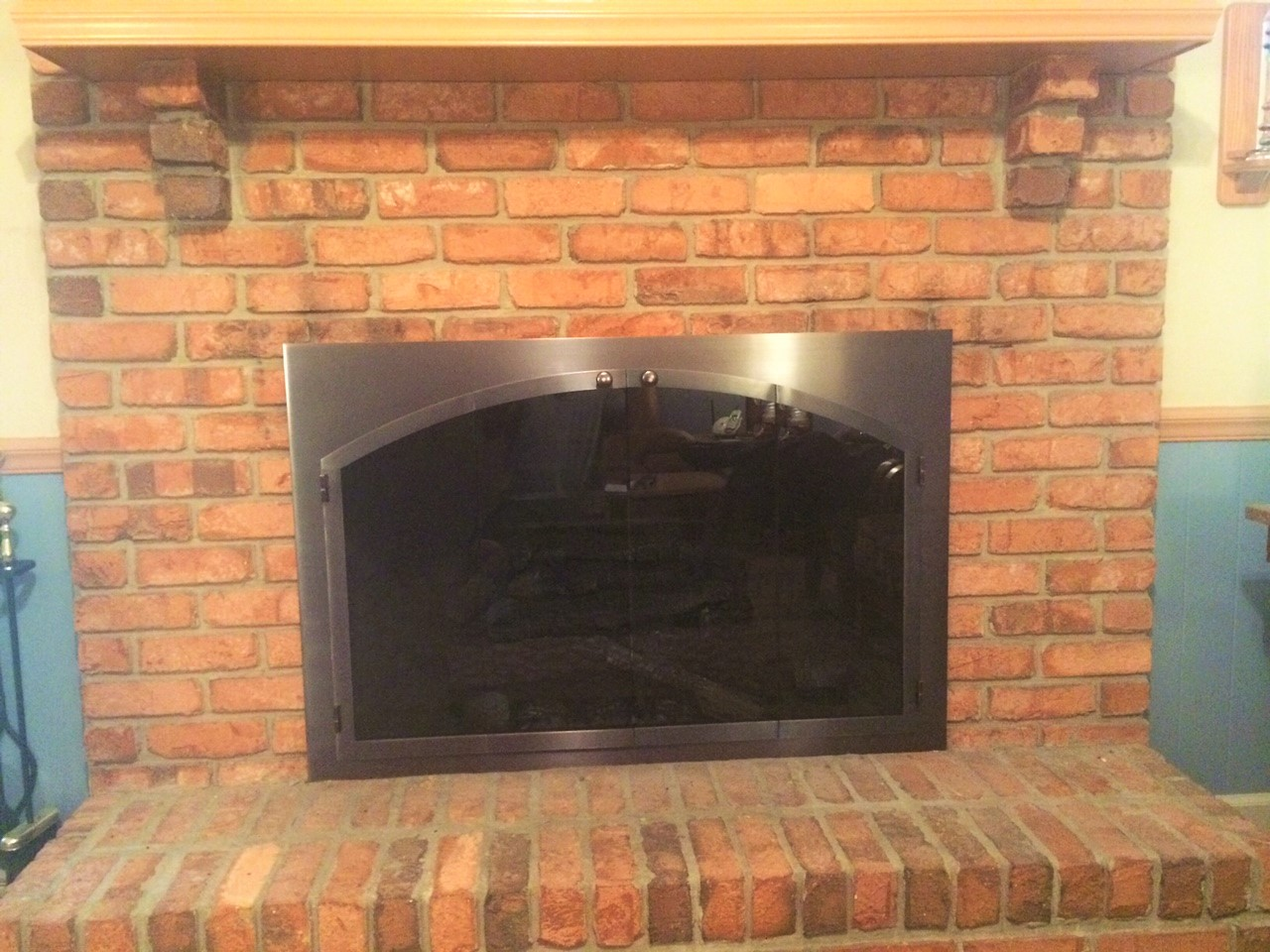 Custom Fireplace Doors Hearth Patio Sales And Service