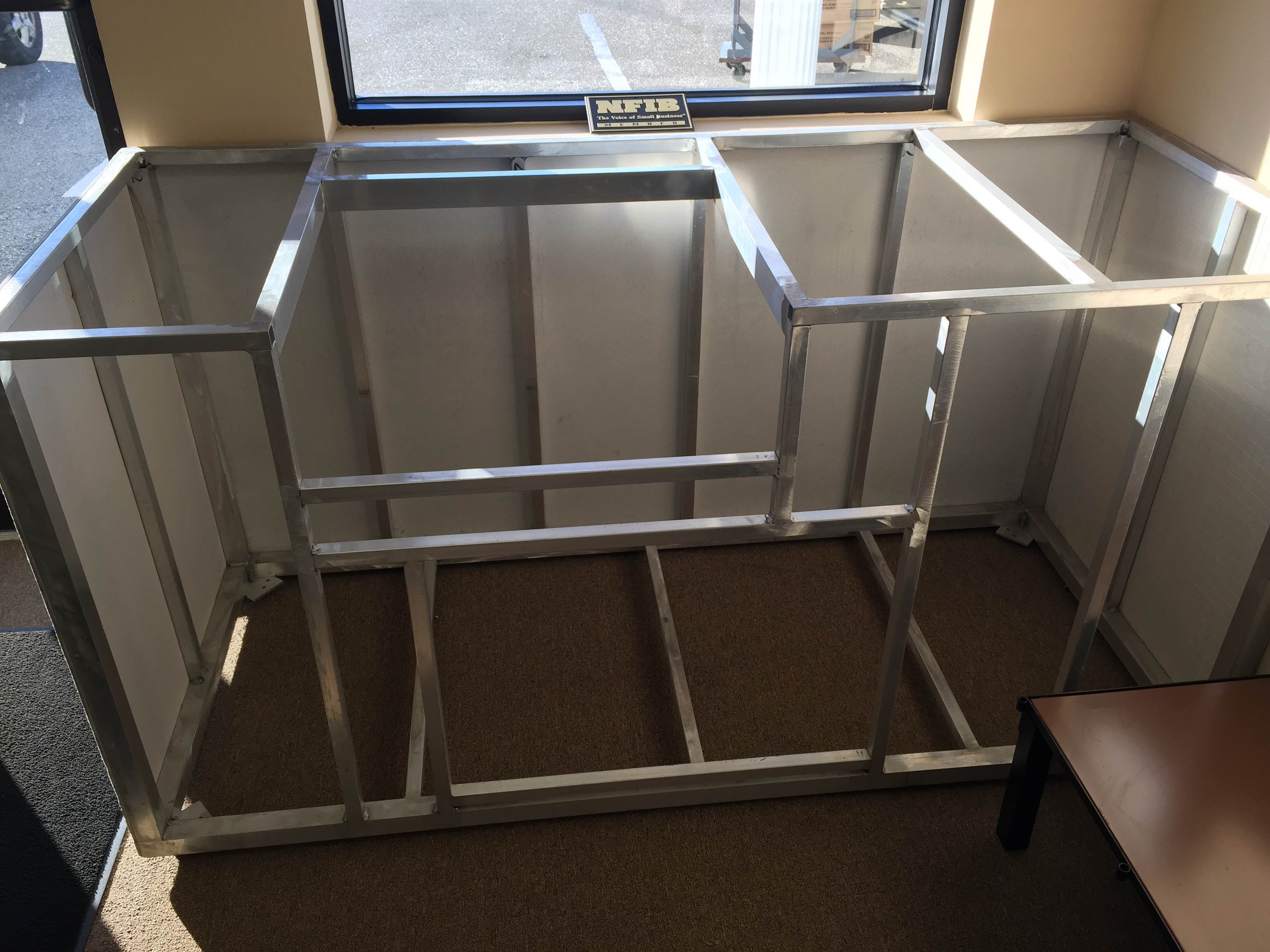 ALUMINUM OUTDOOR KITCHEN FRAMES – Hearth & Patio Sales and ...